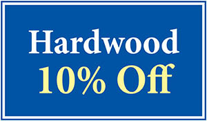 10% off Anderson Engineered Prefinished hardwood flooring!