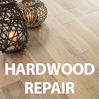 Hardwood repair services available