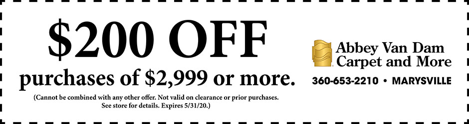 $100 OFF*  Purchases of $1,499 or more.