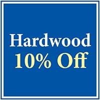 Hardwood  Engineered Prefinished  10% Off  Anderson