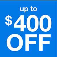 Save up to $400 during our winter savings sale at Abbey Van Dam Carpet in Marysville