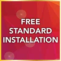 Free standard installation on all special order Karastan carpets during our Gold Tag Flooring Sale