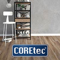 COREtec® Waterproof Luxury Vinyl flooring offers some of the most stunning styles and colors in the industry! Visit our showroom where you're sure to find flooring you love at a price you can afford!